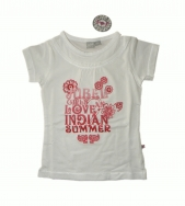 Jubel T Shirt weiss Indian Summer