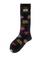 Bonnie Doon Kniestruempfe Knee High Blooming navy