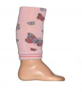 Bonnie Doon Baby Legging Butterfly cherry blossom
