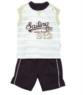 Stummer Top + Short Sailing