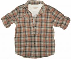 LCKR Hemd langarm auch krempelbar