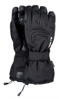 Barts Board Glove Ski Handschuhe + Leder black