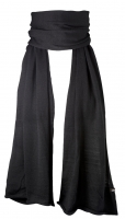 Barts Scarf Schal JAMES black