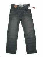 LCKR Sommer Jeans black denim