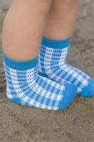 Bonnie Doon Socken Gingham st  tropez