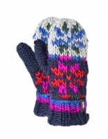 Barts Mitts Handschuhe FJORD navy