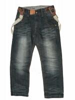 LCKR Jeanshose m  abnehmbaren Hosentraeger SOUND MAKER