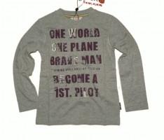 LCKR LA Shirt PILOT grey melee