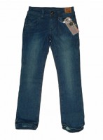 LCKR Stretch Jeanshose blue denim
