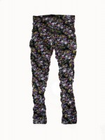 LCKR Viscose Legging Flower earth