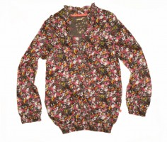 LCKR Bluse Flower earth