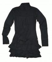 LCKR Jersey Kleid Crazy CATS  shadow black