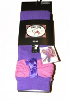 Bonnie Doon Legging Just A Knot purple