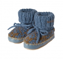Barts Babyshoes WILLOW old blue