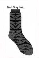 Bonnie Doon Socken ZEBRA