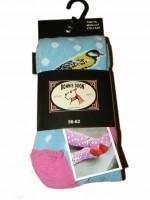 Bonnie Doon Strumpfhose Songbird heritage