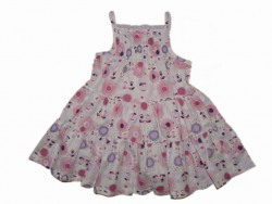 Stummer Kleid Vintage Girl