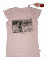 LCKR Shirt Summertime old rosa