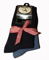 Bonnie Doon 2er Pack Socken denim