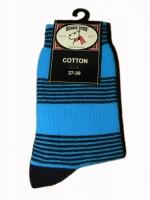 Bonnie Doon Socken Broken Stripes st tropez