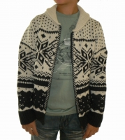 LCKR Strick Cardigan kit