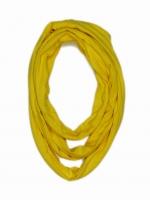 LCKR Schlauch Schal BUBBLEGUM yellow