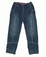 Pampolina Thermo Jeans gefuettert Vintage Girl