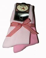 Bonnie Doon 2er Pack Socken pink
