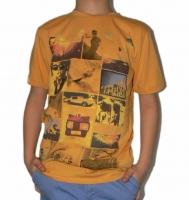 LCKR T Shirt yellow