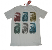 LCKR T Shirt chalk