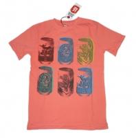 LCKR T Shirt papaya