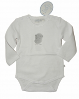 Feetje Baby Body white Newborn