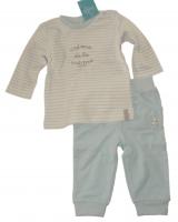Feetje Kombi Shirt + Jersey Hose Crem de la creme