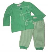 Feetje Kombi Shirt + Hose Baby Bear green