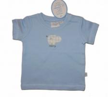 Feetje T Shirt Nilpferd blu