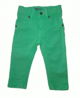 Feetje Baby Color Stretch Jeanshose neon green