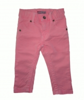 Feetje Baby Color Stretch Jeanshose neon pink