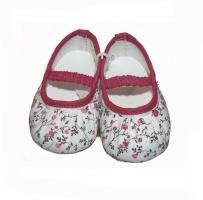 Feetje Babyshuhe Ballerina Bluemchen