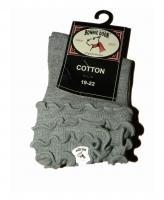 Bonnie Doon Socken Frou Frou light grey