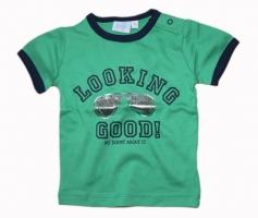 Feetje Shirt LOOKING GOOD green