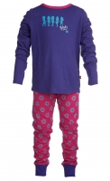 Lego Wear Pyjama FRIENDS Amilla 950 dark lila