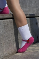 Bonnie Doon Baby Socken Ballerina Rose cheerleader