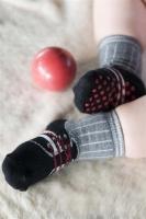 Bonnie Doon Baby Soeckchen Sneaker cosmos