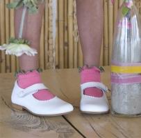 Bonnie Doon Sneaker Lettuce candy