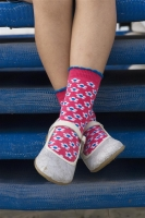 Bonnie Doon Socken Memory Lane brazil