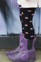 Bonnie Doon Strumpfhose Lucky Dots bubblegum