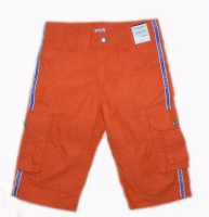 LEGO Shorts Bionicle orange