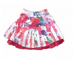 Pezzo Doro Rock Skirt multicolor