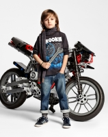 LEGO Wear Jeanshose regular HERO FACTORY philip 303