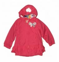 Pezzo Doro Baby Uebergangs Jacke pink